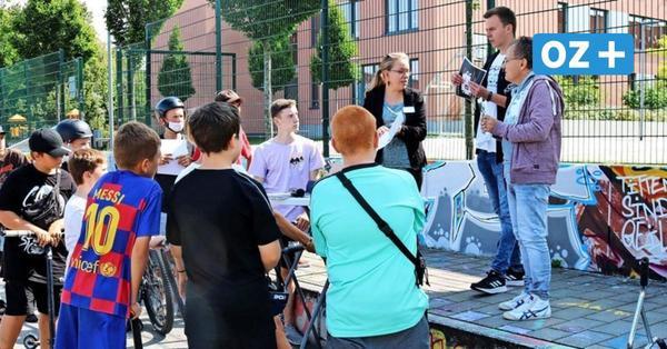 Bad Doberan: Das wünschen sich Jugendliche für den neuen Skatepark
