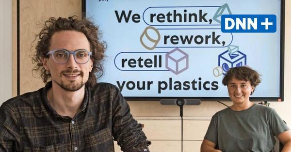 So will das Dresdner Start-up HolyPoly das Plastikproblem lösen