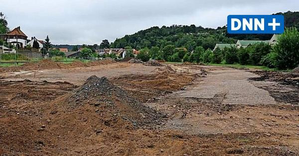Am Triebisch-Ufer in Meißen entsteht ein neuer Park