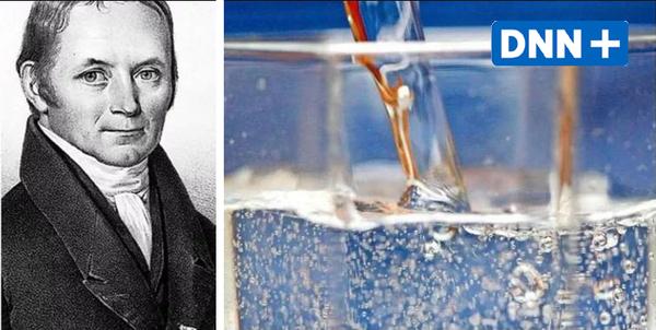 Wie ein Sachse das künstliche Mineralwasser erfand