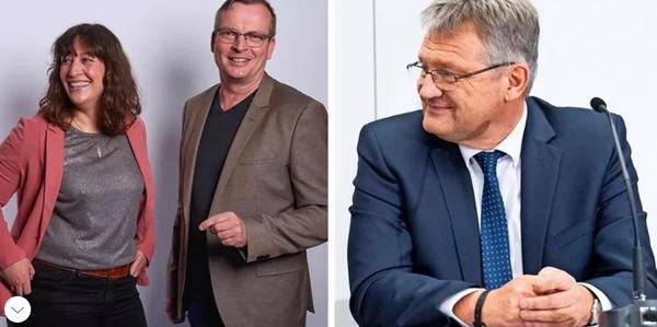 Afd-Chef Jörg Meuthen im OZ-Leser-Talk: So können Sie live dabei sein
