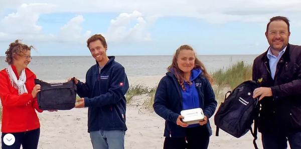 Nationalpark in Vorpommern: Darum werden Praktikanten so dringend gebraucht