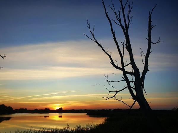 Sonnenuntergang (Foto: Hildegard Albert )