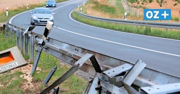 Nach tödlichem Unfall an A 20: Zerstörung zeugt von schrecklicher Kollision