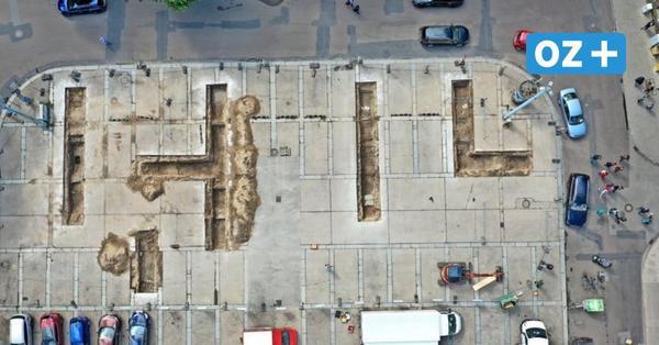 Ausgrabung am Neuen Markt in Stralsund: Scherben erzählen Geschichte der Zerstörung