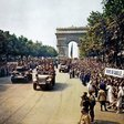 On this day in 1944, Paris is liberated by the Allies after 1,526 days of Nazi occupation