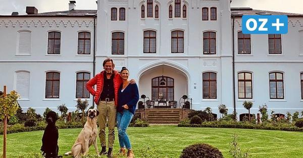 Heike Makatsch, Michalsky, Daniel Brühl: In Klein Kussewitz feiern die Promis