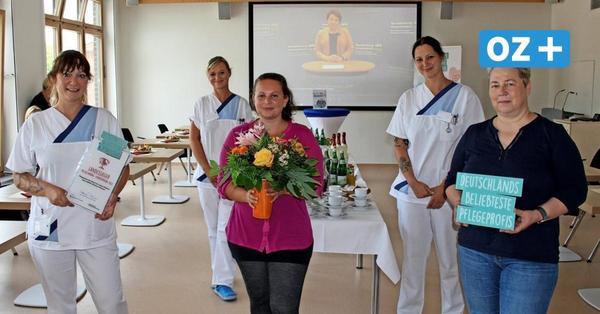 Sana-Hanse-Klinikum: Diese Wismarer sind die beliebtesten Pflegeprofis in MV