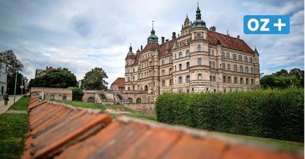Schloss Güstrow: Überraschende Entdeckungen bei Bauarbeiten