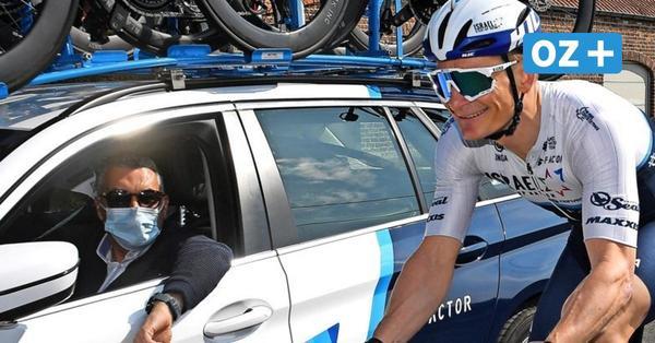 Liveticker zur Deutschland Tour aus Stralsund: Radsport-Stars kommen zur Hafeninsel