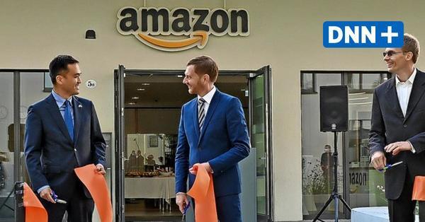 Neues Forschungs- und Entwicklungszentrum von Amazon in Dresden eröffnet