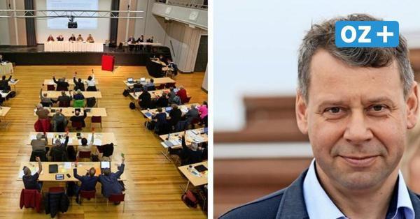 Vorpommern Greifswald: Linkes Bündnis will Landrat MIchael Sack loswerden und scheitert