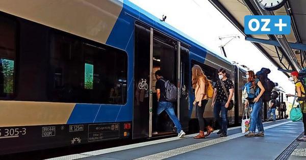 """""""Im Notfall fahren wir mit der Konkurrenz"""": Wie Reisende in Greifswald mit dem Bahnstreik umgehen"""