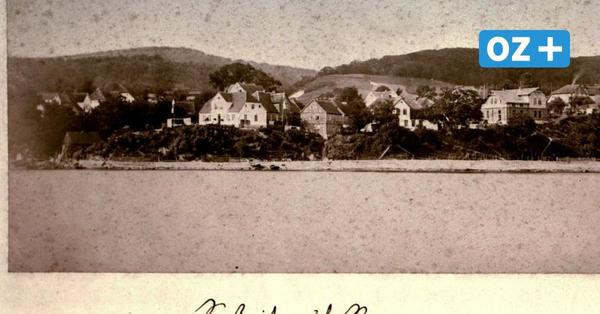 Die Geschichte hinter einem Foto von Sassnitz 1867