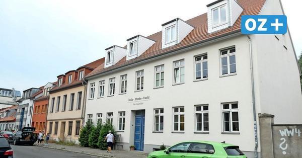 Johanna Odebrecht: eine starke Frau der Pommernkirche gab Greifswalder Stiftung ihren Namen