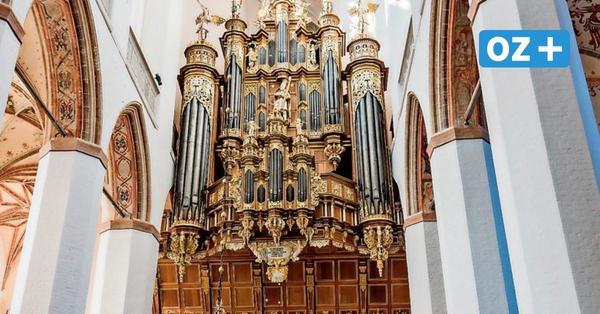 Eröffnung der Stralsunder Orgeltage in St. Marien