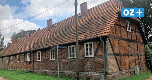 Historisch: Arbeiterwohnhaus aus Schmoldow bei Greifswald wurde in Paris prämiert