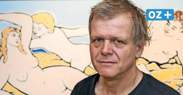 Die Exotik von Müll und nackte Protagonisten: Moritz Götze zeigt Arbeiten in Ahrenshoop