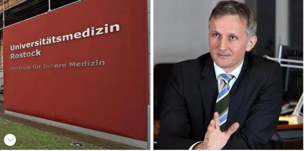 Rostocker Uniklinik-Vorstand Christian Schmidt beurlaubt: Das wird ihm vorgeworfen