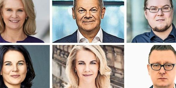 Wahlkreis 61: MAZ-Talk am 30. August mit Scholz, Baerbock, Ludwig, Müller, Teuteberg und Krause