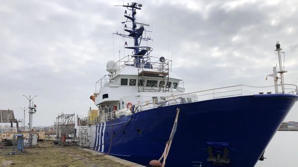 Dunkerque : le village Plastic Odyssey débarque - Milieuboot meert aan om te sensibiliseren