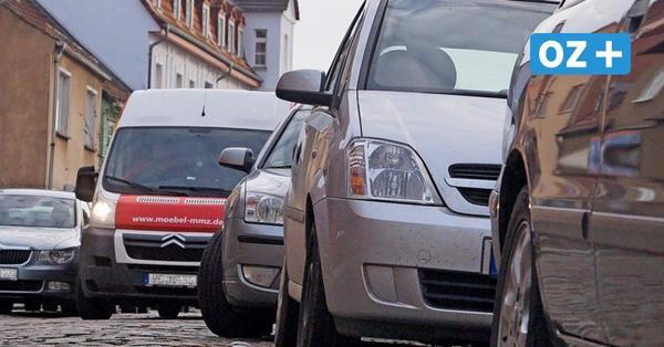 Parkchaos in Grimmen: Deshalb greift das Ordnungsamt in der Altstadt jetzt hart durch