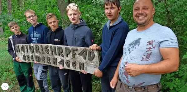 Naturlehrpfad Bremerhagen: Jetzt soll ein Förderverein für die Zukunft sorgen