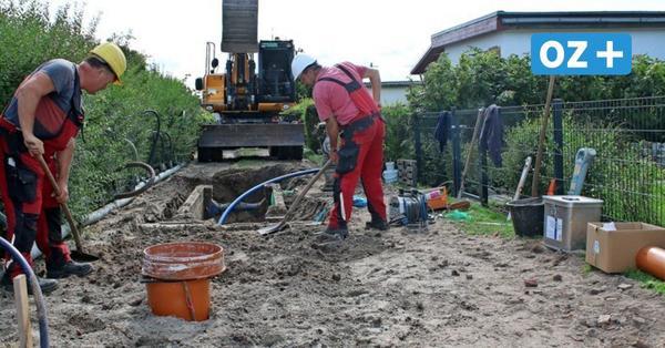 Langendamm: So wird aus Schrebergärten ein Wochenendhausgebiet