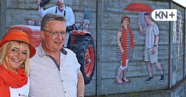 Kunst auf dem Kieler Seefischmarkt geht wohl in die Verlängerung