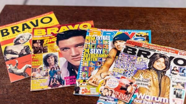 """Teeniezeitschrift """"Bravo"""" feiert 65. Geburtstag: """"Die Marke wird überleben"""""""