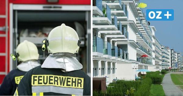 Undichter Chlorbehälter sorgt für Brandalarm in Riesen-KdF-Bau Prora