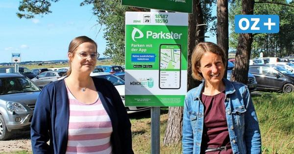Mönchgut auf Rügen: Kurkarte und Park-Ticket per Handy