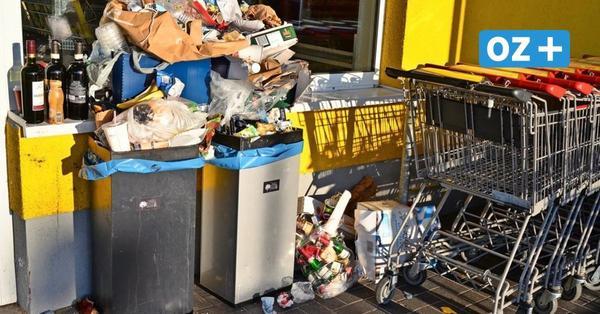 OZ-Kolumne von Rügen: Supermarktmülleimer begehrt wie nie