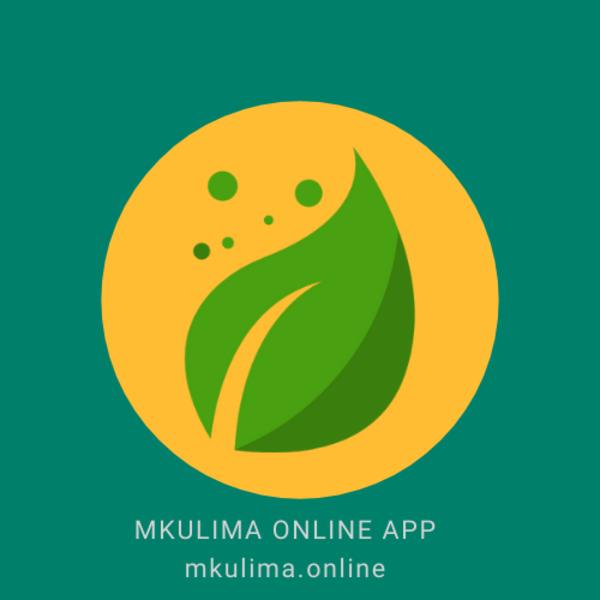 Mkulima Online Web Apps