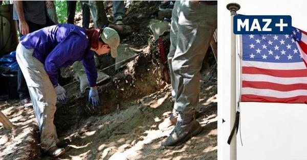 Warum die USA bei Großzerlang einen abgestürzten B-17-Bomber aus dem Zweiten Weltkrieg ausgraben