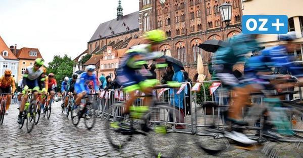 Start in Stralsund: Die schönsten Bilder vom Auftakt der Deutschland Tour