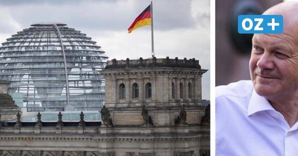 Umfrage: SPD mit Olaf Scholz wäre bei Bundestagswahl in MV stärkste Kraft