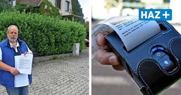 Knöllchen-Ärger im Hasenwinkel: Anwohner wirft Stadt Garbsen Schildbürgerstreich um Parkplatz vor