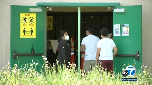 About 3,000 LAUSD students test positive for COVID-19 amid return to school