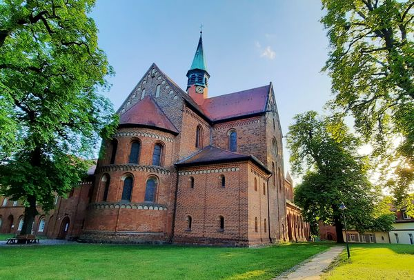 Die Lehniner Sommermusiken finden in der Klosterkirche statt.