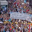 """Berliner Polizei verbietet sieben """"Querdenker""""-Demos"""