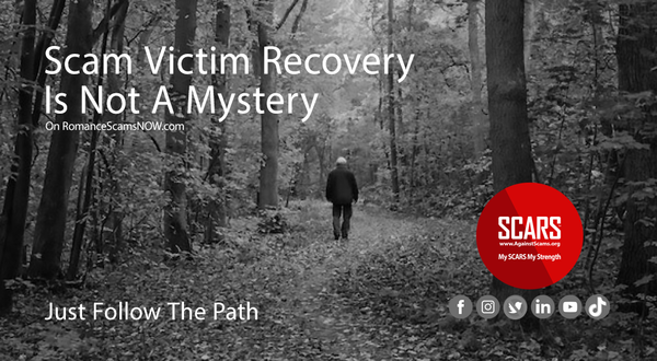 Scam Victim Recovery Is Not A Mystery | Scam Victim Recovery