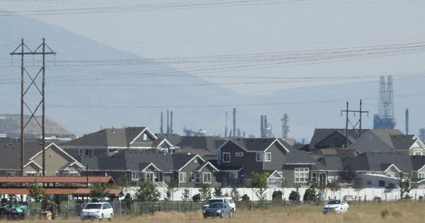 The EPA said Utah's ozone pollution was harming public health. Industry groups pushed the state to blame China instead.