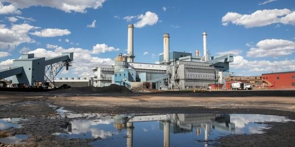 The end of an era: The Martin Drake coal plant in Colorado Springs burns coal no longer