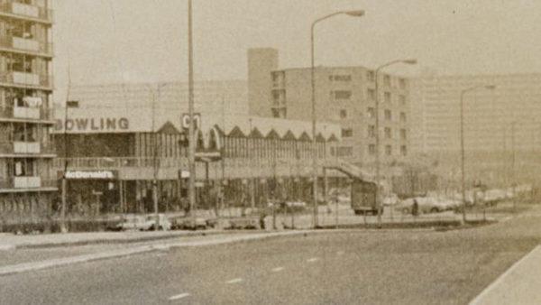 50 jaar geleden kwam de eerste McDonalds van Europa naar Zaandam | De Orkaan