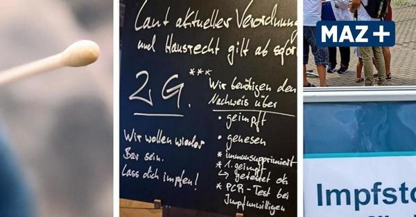 Erste Bar in Potsdam lässt Ungeimpfte nicht rein