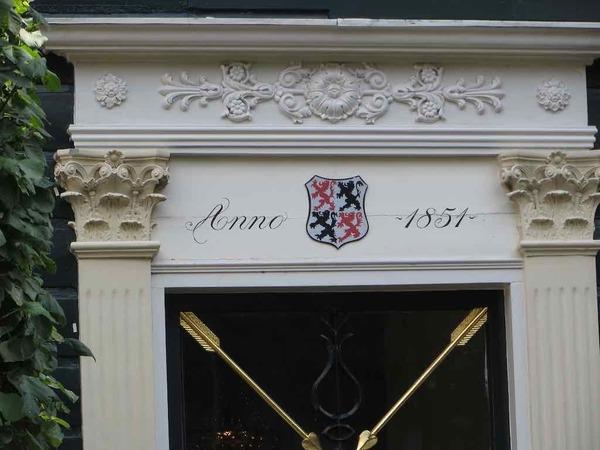 Anno-Orkaan-bingo #27: Burgemeestershuis Krommenie, Sluispad Wormerveer, Zaandijkerkerk (1851, 1869, 1879) | De Orkaan