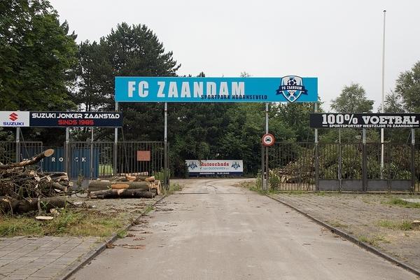 Fusie Zaanlandia - FC Zaandam komt dichterbij | De Orkaan