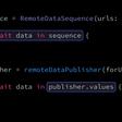 Async Sequences, Streams, And Combine