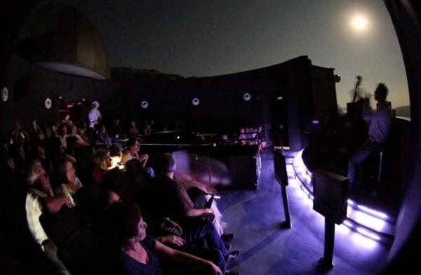 A punt un nou cicle de música sota el cel estrellat del Montsec